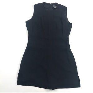Banana Republic Black Sleeveless Romper Shorts 4
